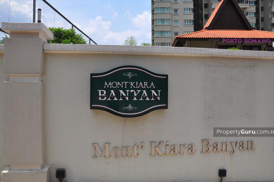 Mont Kiara Banyan  270