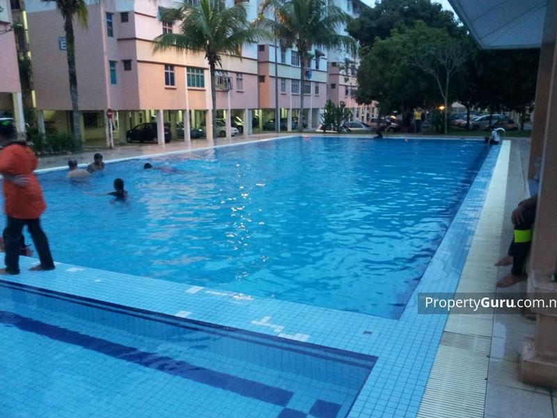 Rose Villa Apartment Kulai For Sale