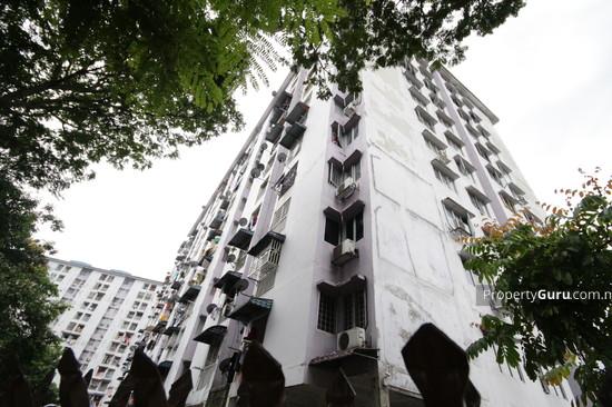 Teratai Mewah Apartment Block 4 & 6  3349