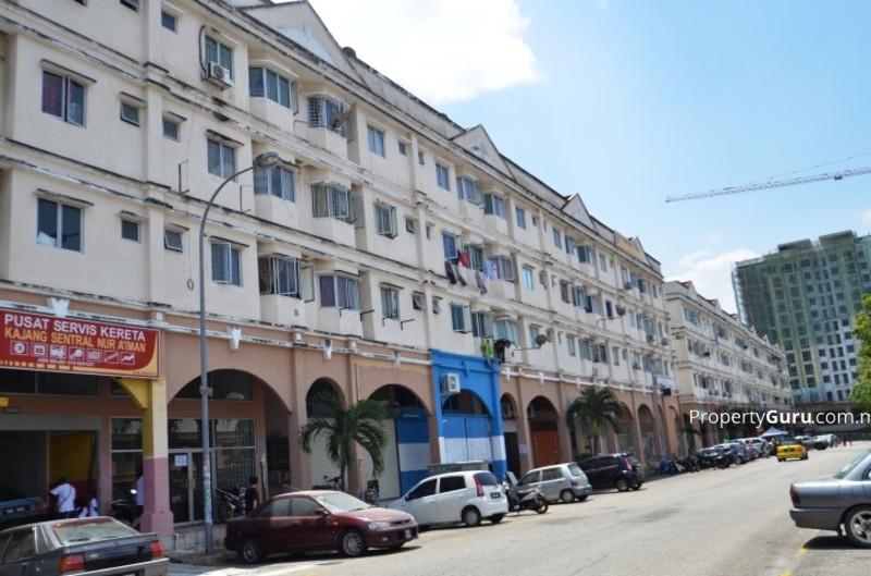 Taman Kajang Sentral Shop Apartment Jalan Tks 4 Off