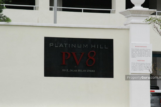 Platinum Hill PV 8  3324