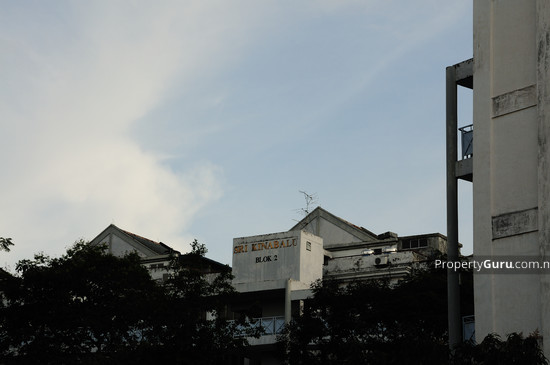 Sri Kinabalu  3583