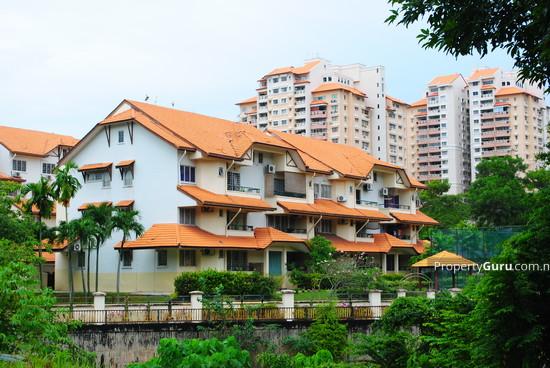 Villa Flora Apartment (TTDI)  1677