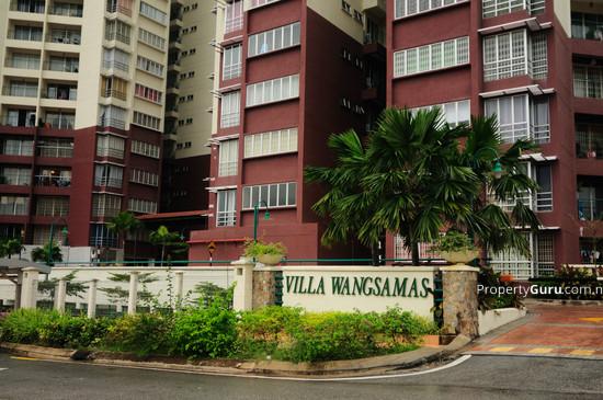 Villa Wangsamas  3563